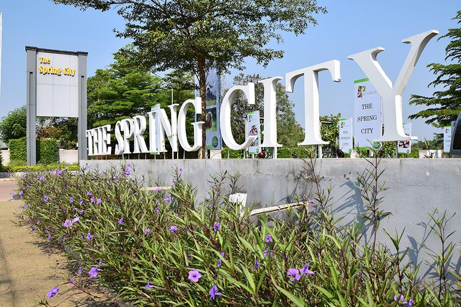 THE IRIS @ SPRING CITY – บ้านเดี่ยว, แบบบ้าน
