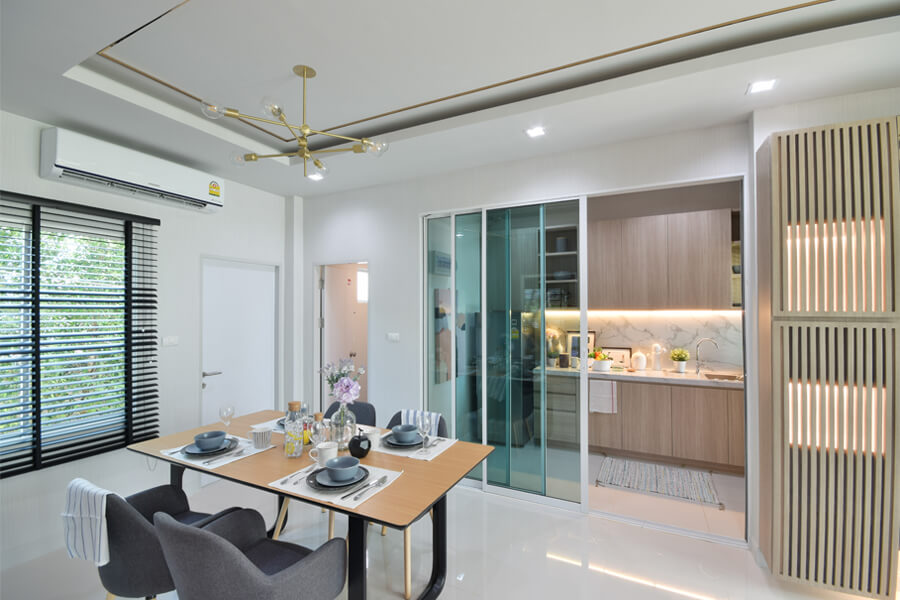 3.gallery-twin-house-plus-banpho-Dining room