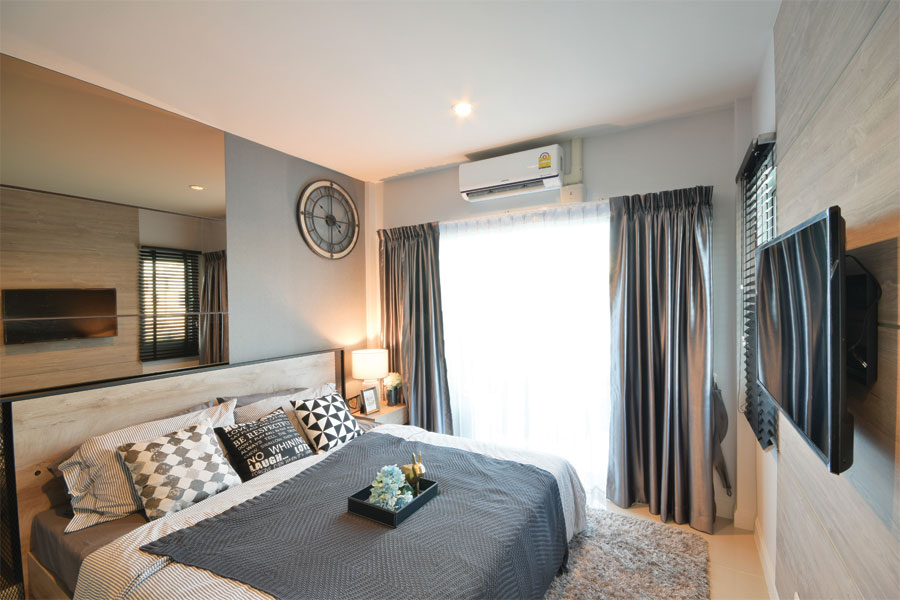Townhomes-Floor.1_Bansouy-PlusBanpho_mygreen_Bedroom2